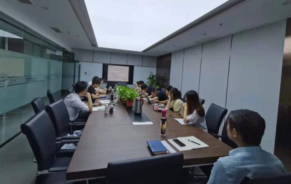 """安徽信拓律师事务所开展""""2021年度律师实务技能培训计划之个..."""
